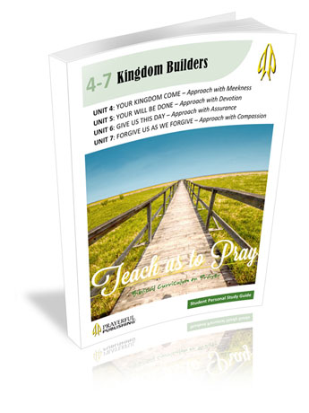 Kingdom Builders Student Student Personal Study Guide